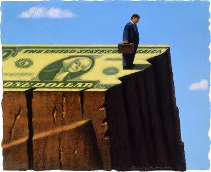 Am Abgrund der Märkte: Grund für geordneten Rückzug?