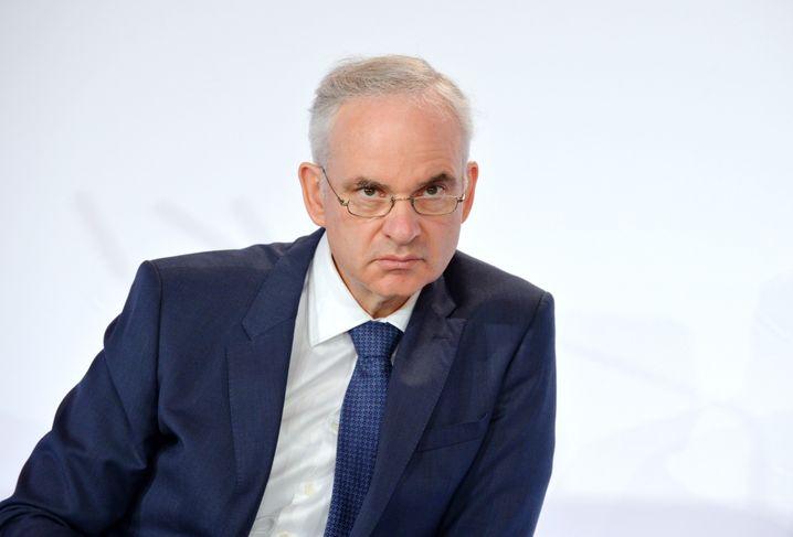 Umbruch: Eon-Chef Johannes Teyssen sorgt sich um den sozialen Zusammenhalt