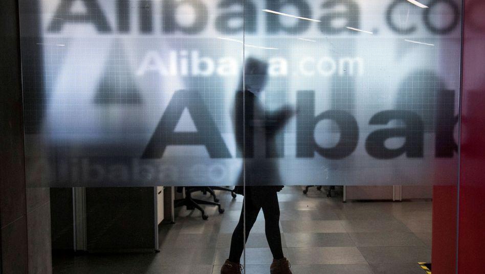 Alibaba baut Cloud-Sparte erheblich aus