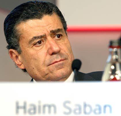 Geschäftsmann: Saban kontrolliert mit vier anderen Investoren den US-Fernsehkonzern Univision