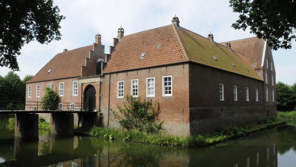 Vorbildlich: Die Restaurierung der Burg Hinta in Ostfriesland wurde jüngst von der Deutschen Stiftung Denkmalschutz gewürdigt