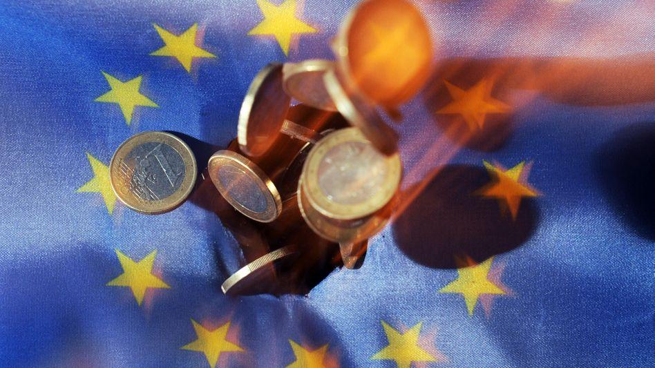 Dramatische Entwicklung: Auch die Stabilität der EU hängt an unserer Währung