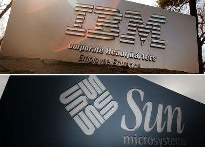 """Auf Eis gelegt: """"IBM braucht die Übernahme nicht unbedingt - könnte von ihr aber profitieren, sofern der Preis stimmt"""""""
