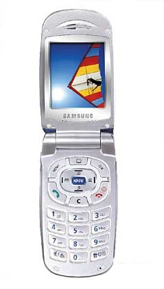 Samsung SGH P705: Empfängt DVB-T