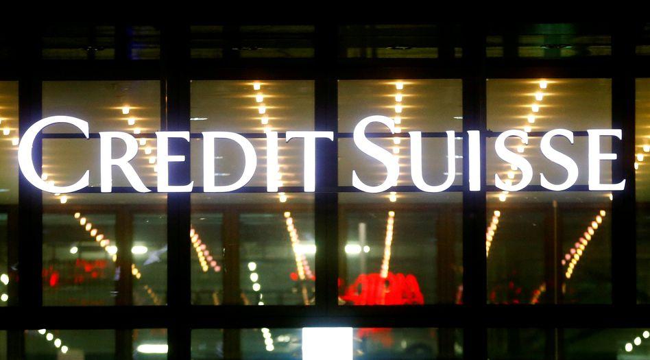 Im Zuge des Beschattungsskandals trennt sich die Crédit Suisse jetzt von zwei Top-Managern