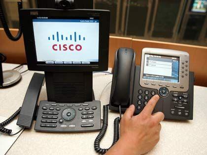 Erwartungen erfüllt: Cisco verdient weniger