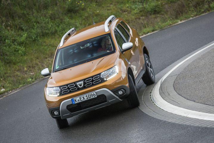 Dacia fürs Grobe: Der Duster startet ab 11.290 Euro
