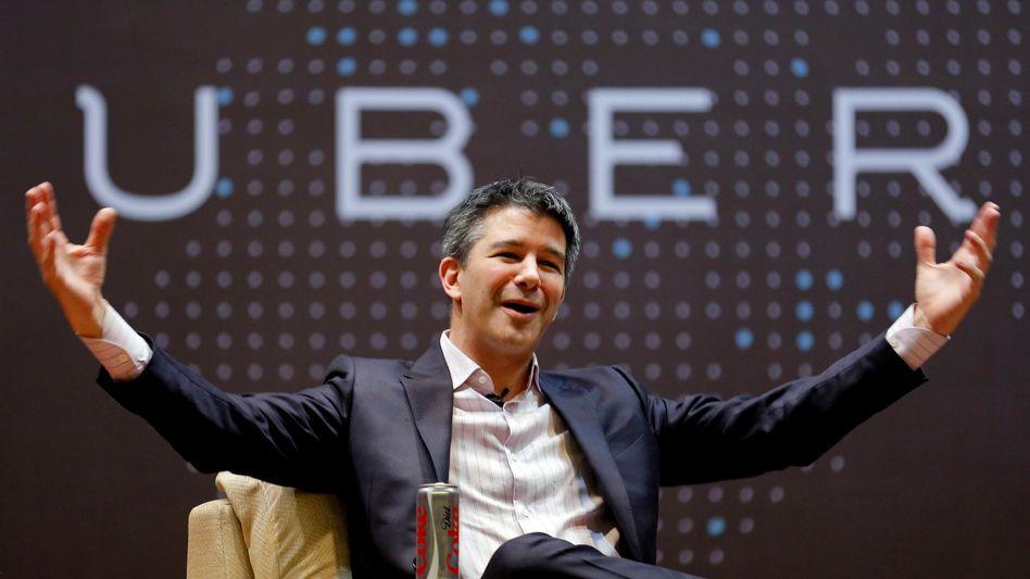 Ex-Uber-Chef Kalanick hat seinen Streit mit Uber-Investor Benchmark Capital beigelegt und damit den Weg für den Softbank-Einstieg freigemacht