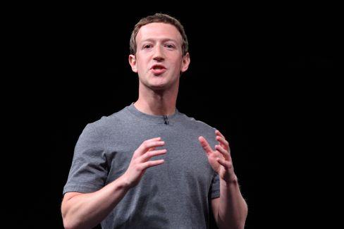 Facebook-Chef: Mark Zuckerberg