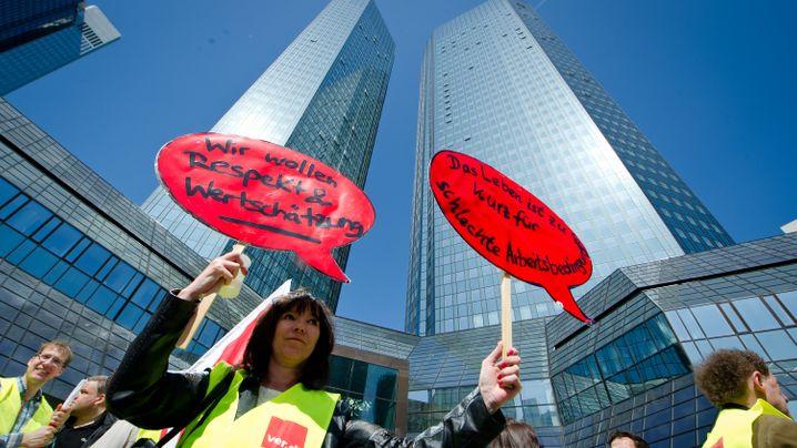 Abschied von der Postbank: Gewinner und Verlierer in der Deutschen Bank