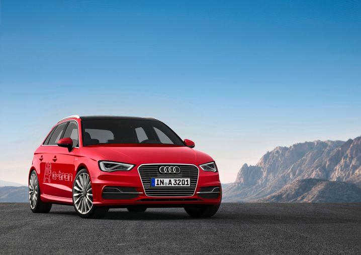 Audi A3 e-tron: Kommt mit einer Batterieladung weiter als viele Konkurrenten