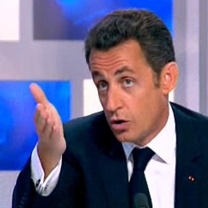 Ein Macher: Frankreichs Präsident Sarkozy