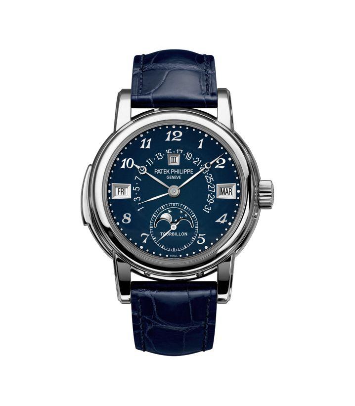 Seit November die teuerste Uhr der Welt: 7,3 Millionen Schweizer Franken hat sich ein Bieter diese Patek Philippe 5016A kosten lassen