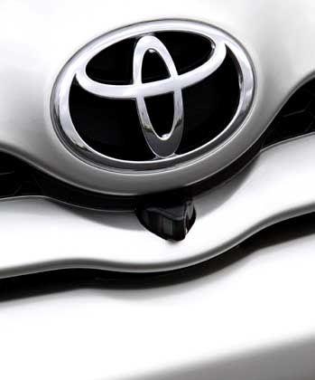 Toyota-Logo: Global nach vorne