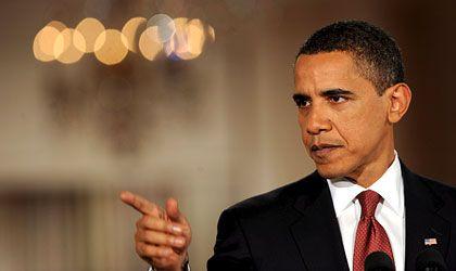 Größeres Defizit: US-Präsident Obama muss Haushaltsloch verantworten