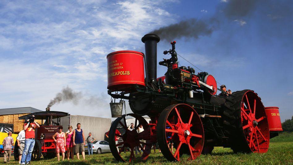 Mit der Dampfmaschine begann im 18. Jhd. die Industrielle Revolution. Der Einsatz von KI wird laut McKinsey im 21. Jhd noch größere Konsequenzen haben