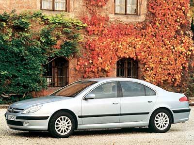 Oberklasse: Der große Peugeot 607 läuft Mercedes, Audi und BMW den Rang ab
