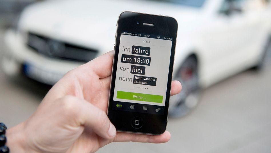 Clever von A nach B: Daimler-Tochter Moovel will die Verkehrsmittel bündeln