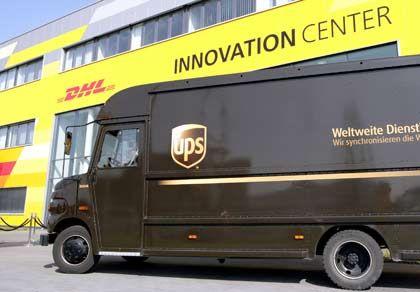 UPS und die gelbe Konkurrenz: Vor allem Treibstoffkosten sollen sich auswirken