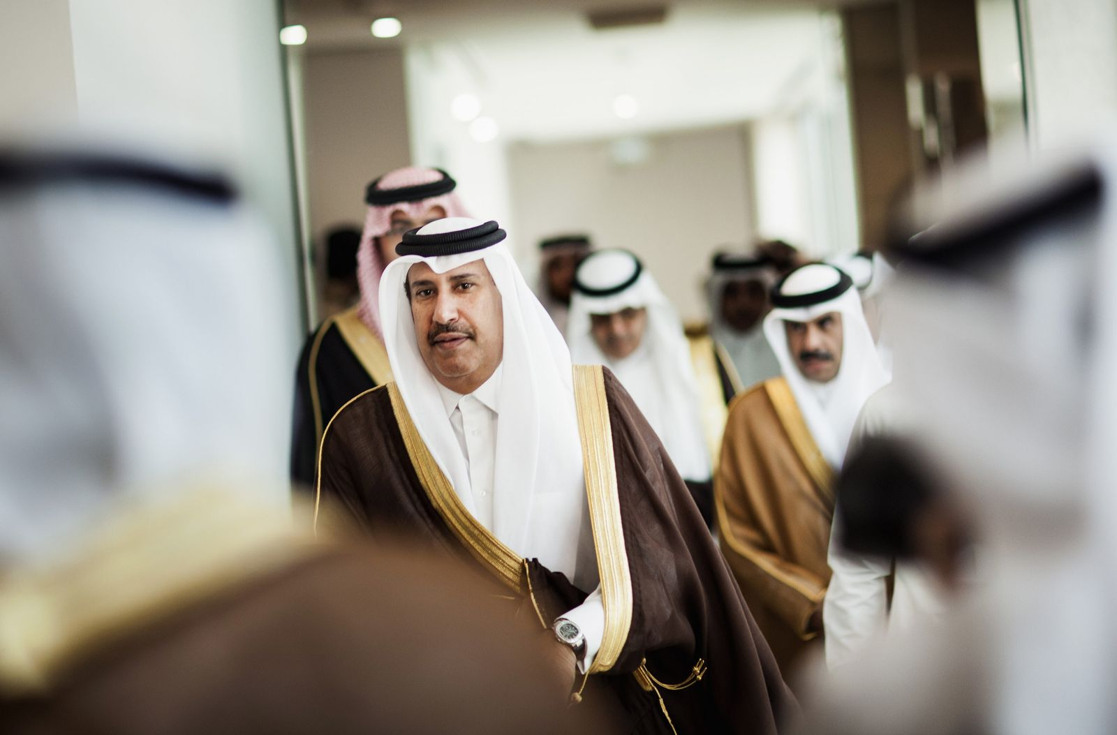 Sheikh Hamad bin Jassim bin Jabor Al Thani