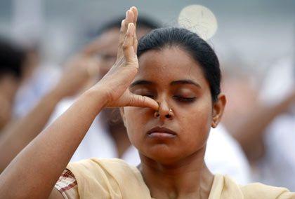Atemübungen: Nicht nur beim Yoga, auch bei der Verhandlungsführung gibt es wichtige Regeln