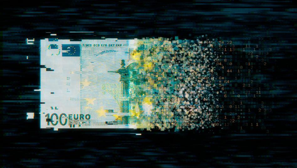 Neues Geld, neue Probleme: Digitale Währungen, von Regierungen herausgegeben und kontrolliert, könnten extrem benutzerfreundlich sein, wären aber auch eine Gefahr die Banken