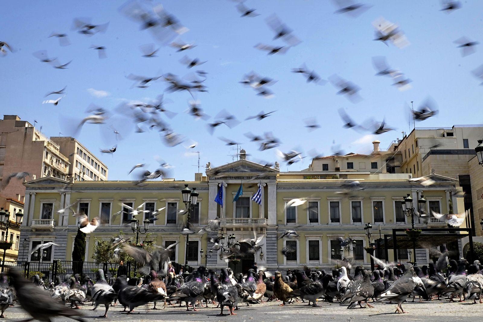 Nationalbank Griechenland