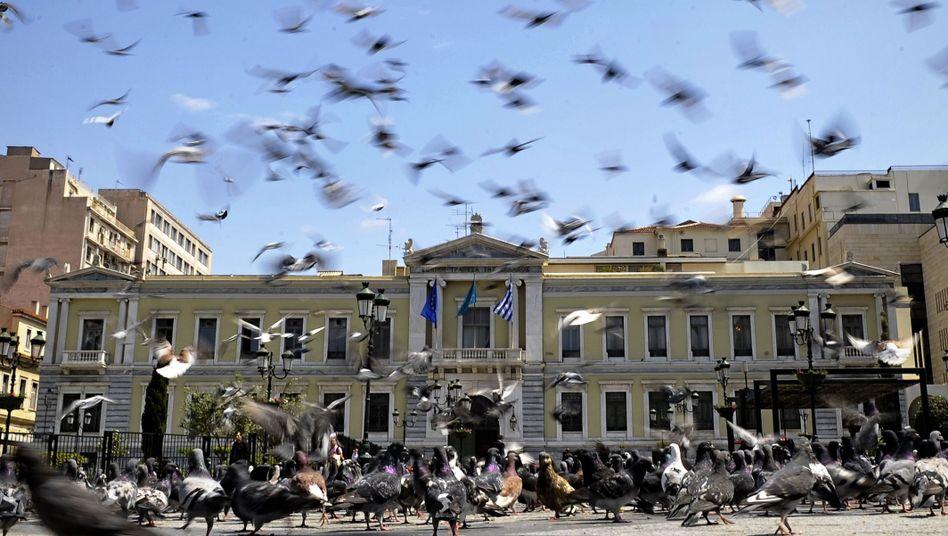 Griechenlands Zentralbank: Pessimistischer Ausblick für die Griechen