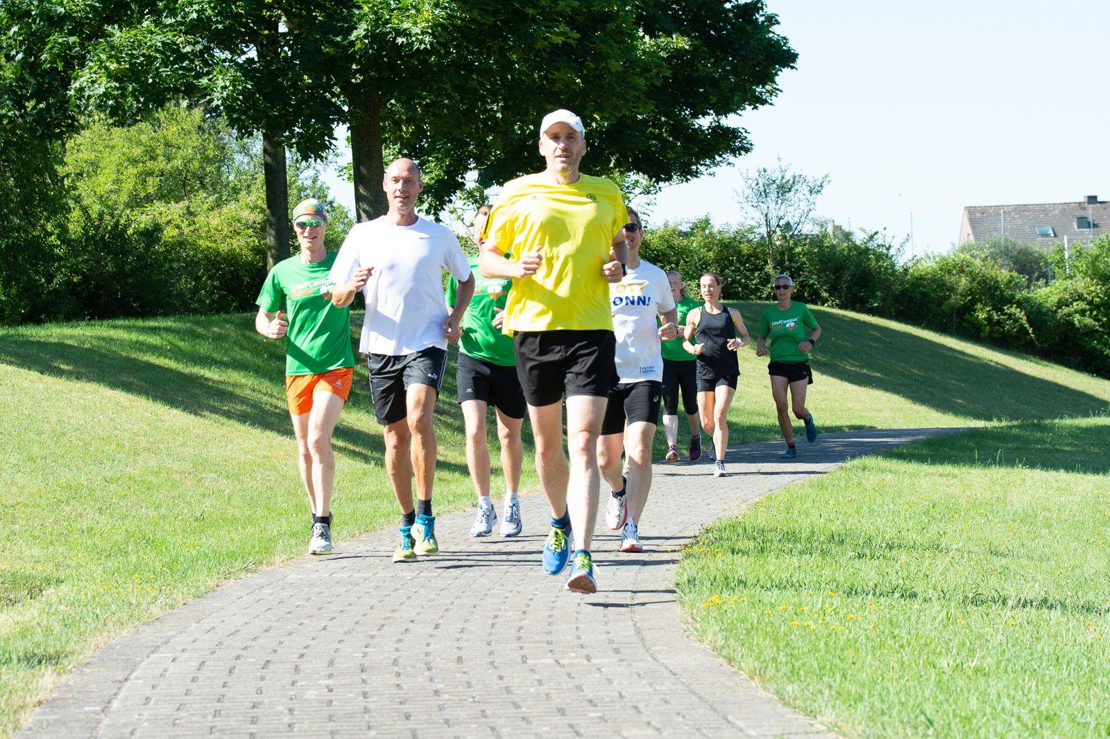 Laufcampus, Andreas Butz, laufen, joggen
