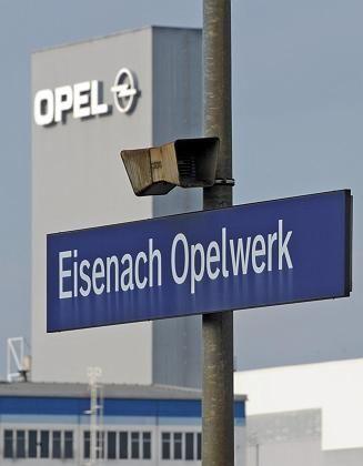 Sanierungsfall: Der Autokonzern Opel