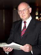 Skeptisch: Von Holtzbrinck verlässt den Dow-Jones-Vorstand