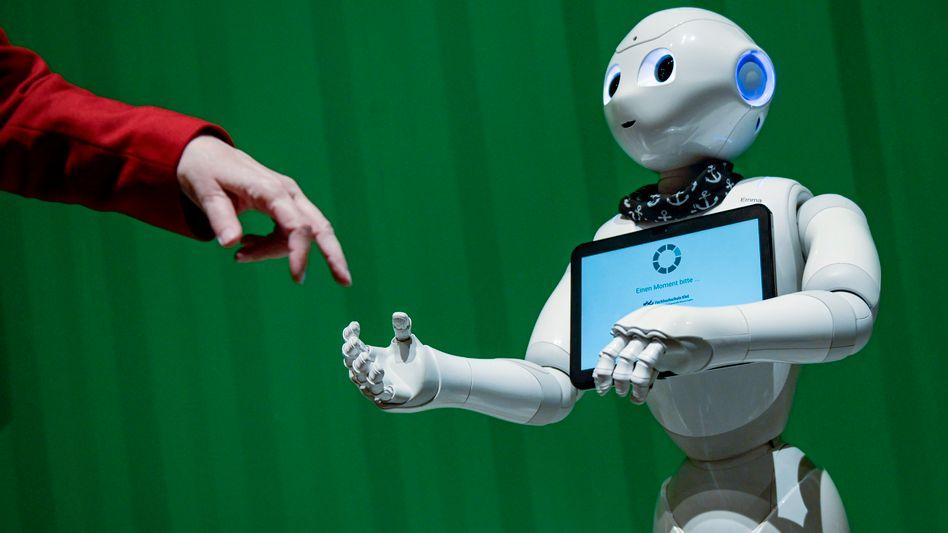 Nur niedlich? Künstliche Intelligenz bringt lernfähige Algorithmen hervor. Dabei haben wir zu einem gewissen Grad die Kontrolle.