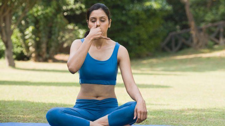 Yoga für Läufer: Sieben Übungen für ein rundes Programm