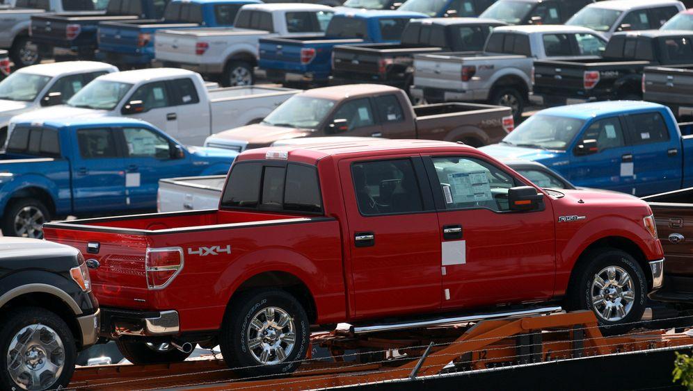 Truck-Boom: Amerikas neuer Konjunkturindikator