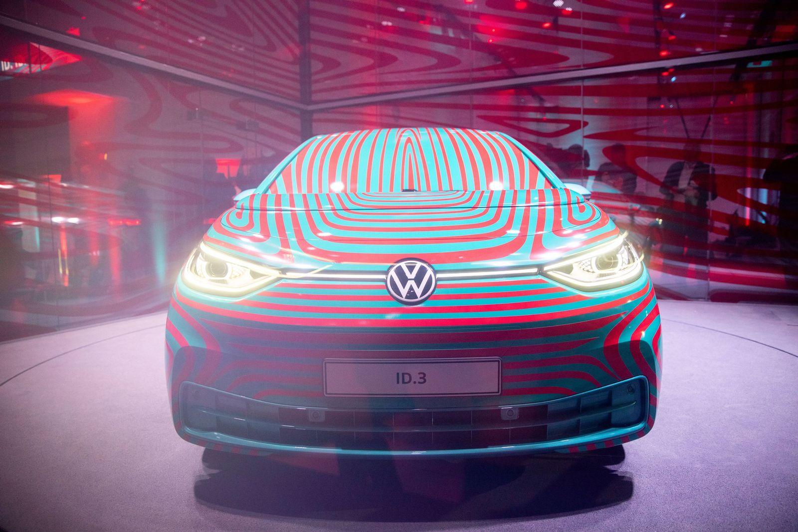 VW - E-Auto ID.3