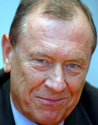 Wird 65: Ex-DamlerChrysler-Chef Schrempp