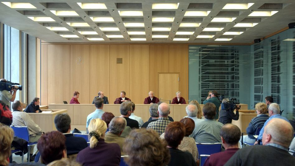 Bundesarbeitsgericht in Erfurt: Die Richter haben die jahrzehntealte Tarifeinheit verworfen