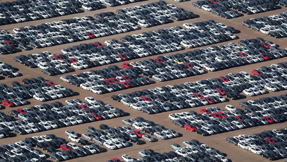Absatzkrise in den USA: Die Verkäufe sind vor allem im März dramatisch eingebrochen
