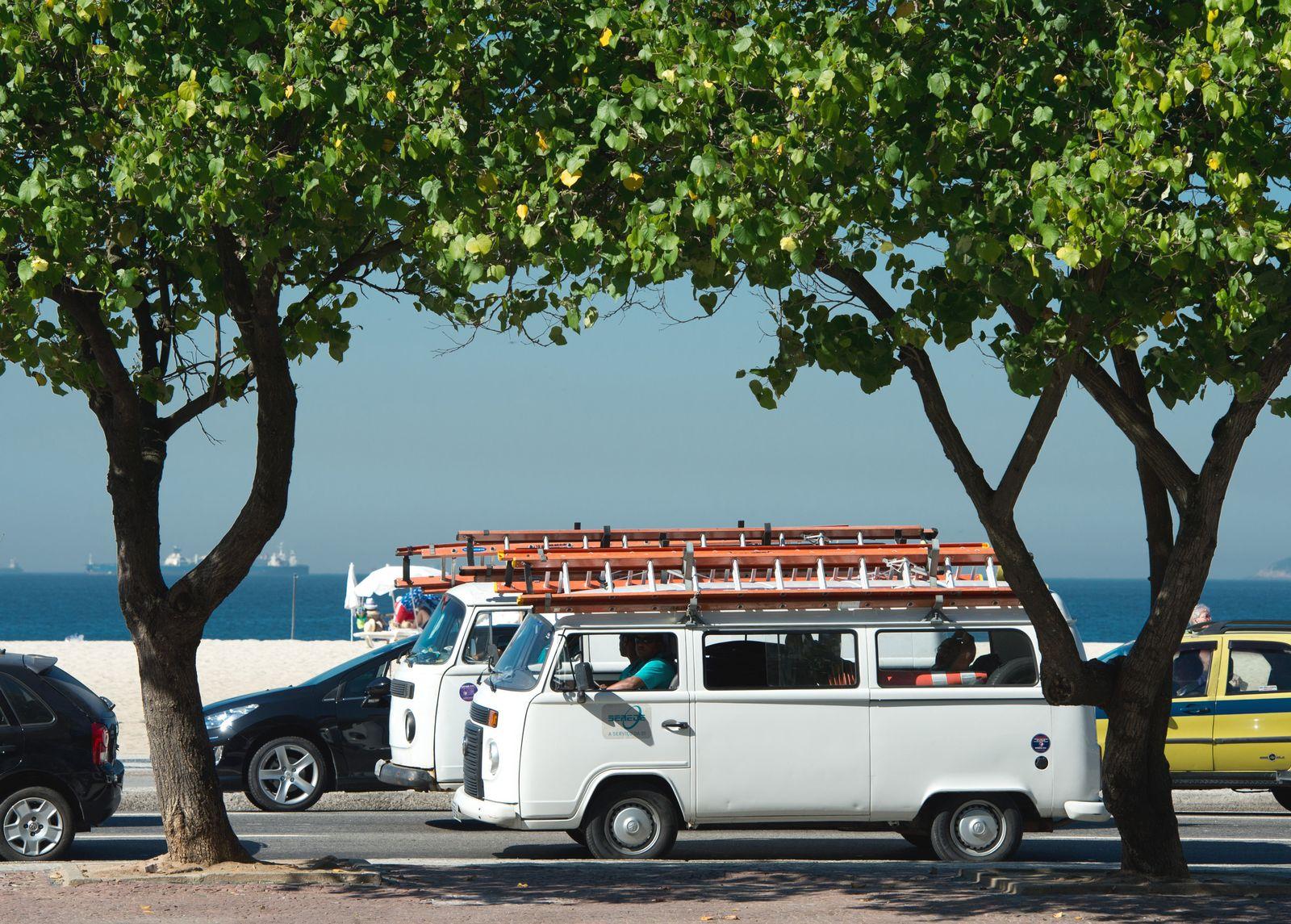 Letzter Volkswagen T2 rollt in Brasilien vom Band