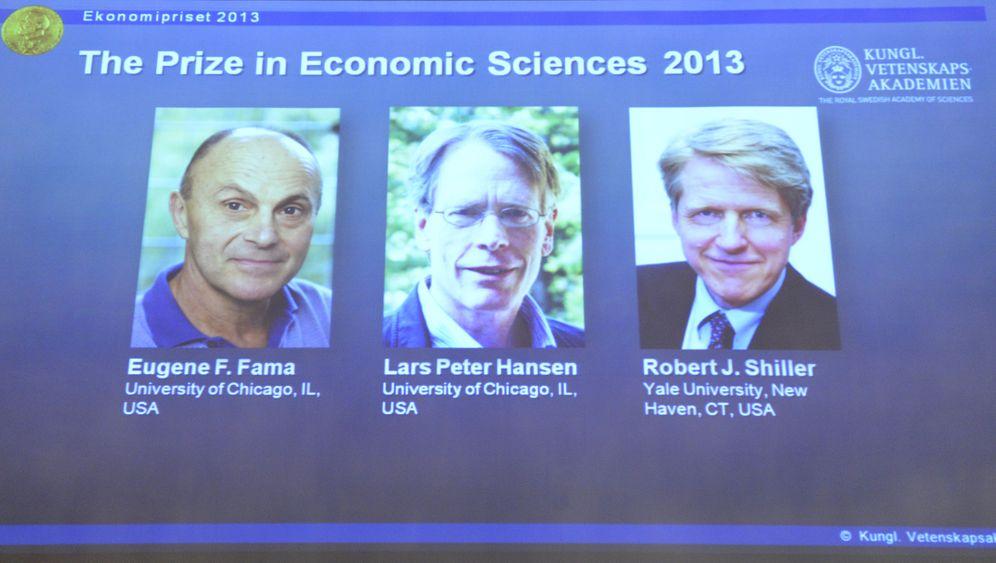 Wirtschaft-Nobelpreis: Die Preisträger der vergangenen zehn Jahre