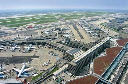 Flughafen Frankfurt: Höheres Passagieraufkommen