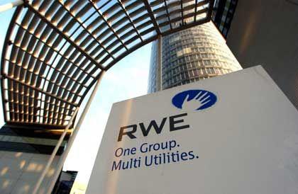 RWE: Milliardeninvestitionen in Großbritannien und das Gasgeschäft geplant