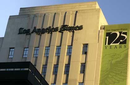 """Milliardenschwere Übernahme: Zell kauft den """"L.A.-Times""""-Herausgeber Tribune für 8,4 Milliarden Dollar"""