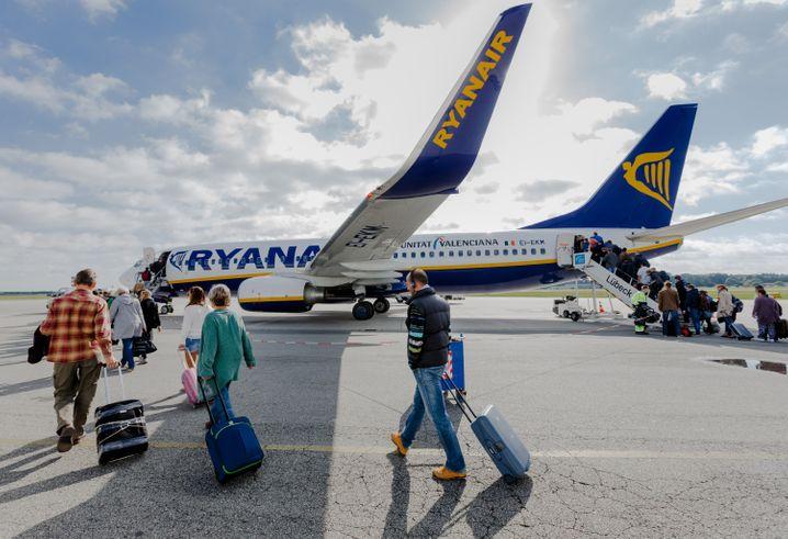 """Irischer Billigflieger: """"Zahlungen von Kunden mit griechischen Bankkonten werden derzeit sehr häufig zurückgewiesen"""""""