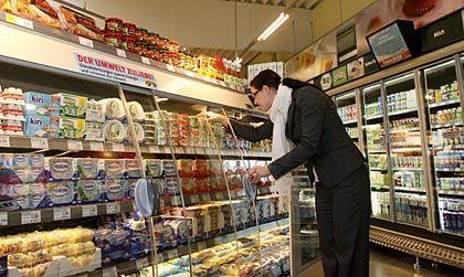 Stabile Inflationsrate: Lebensmittel kosten weniger