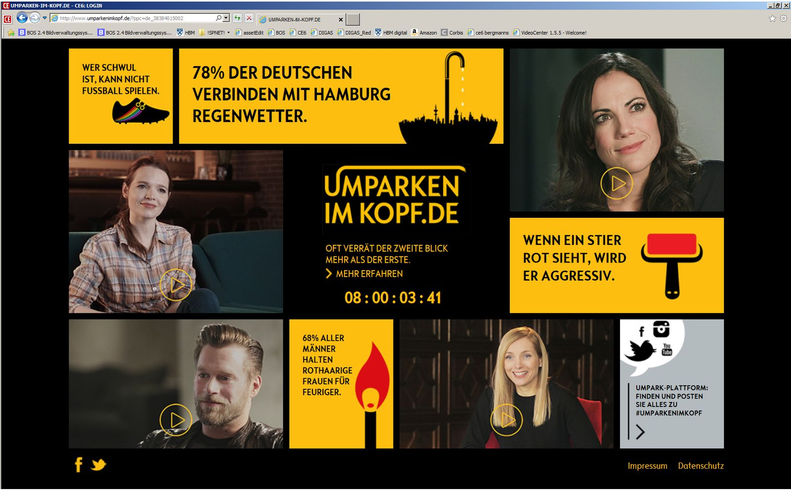 SCREENSHOT umparkenimkopf.de