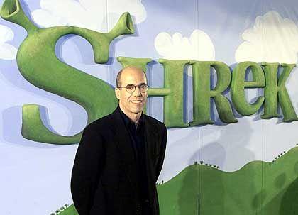 Designierter Dreamworks-Animation-Chef Katzenberg: 20 Millionen an Optionen und Boni