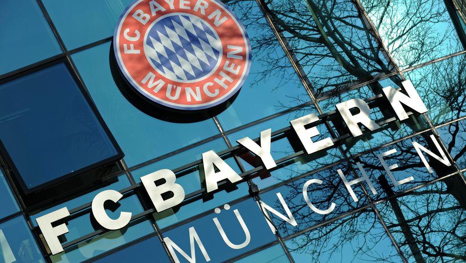 FC Bayern: Vereinsgelände an der Säbener Straße