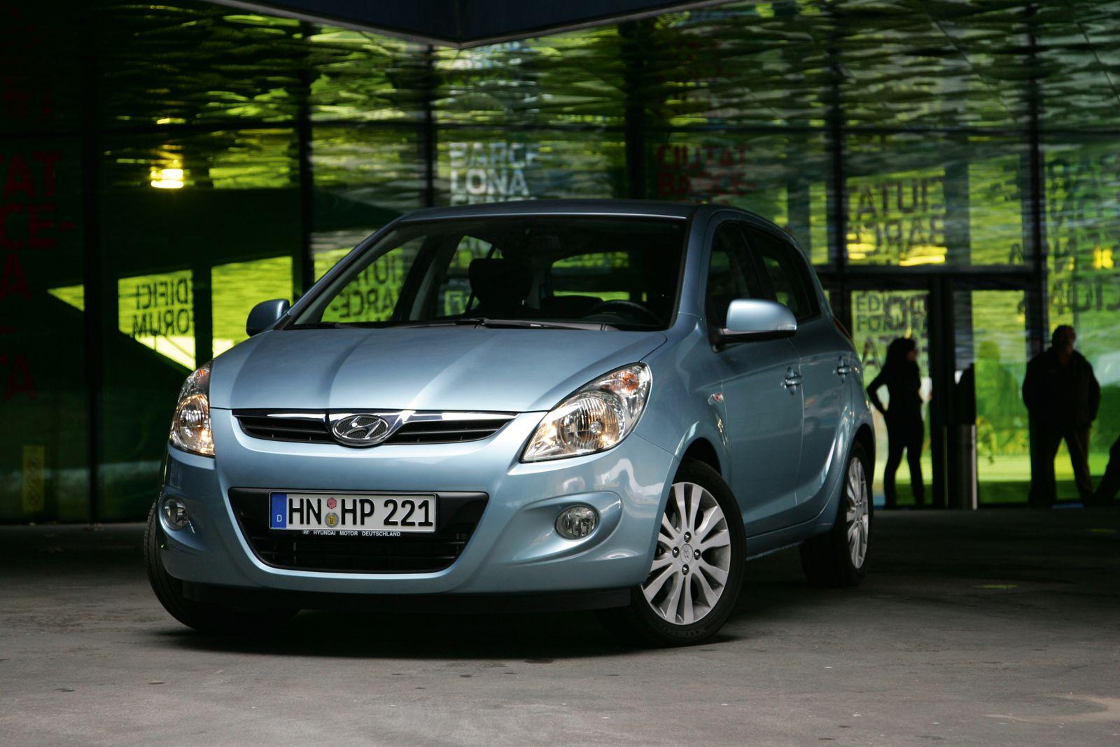 Hyundai i20 / Indien