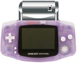 Alle müssen alles können: Mit der Wormcam wird der Gameboy zur Digitalkamera